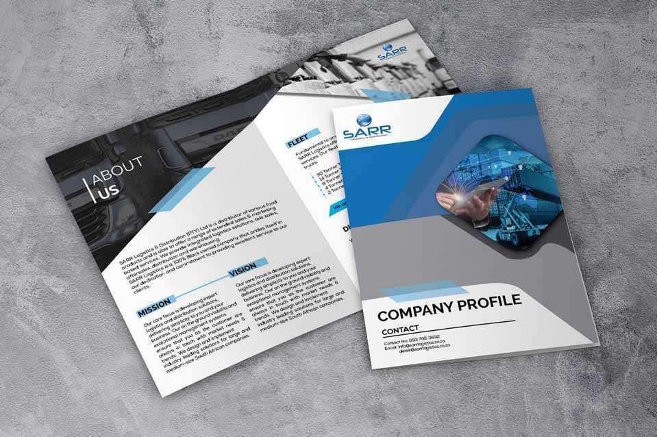 Company profile Johannesburg