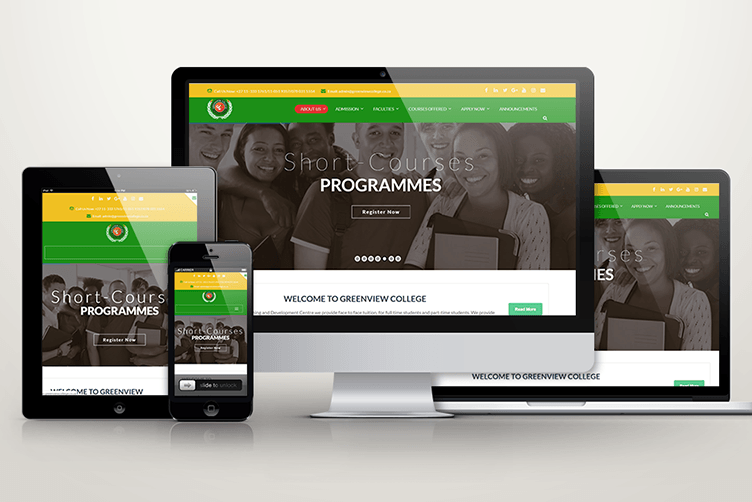 Website development johannesburg