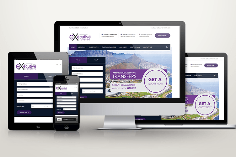 web design in Gauteng